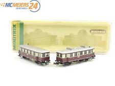 E111 Minitrix N 51 2093 00 Dieseltriebzug 2-tlg. BR 135 005 / 140 235 DRG