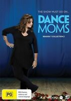 Dance Moms : Season 7 : Collection 2 (DVD, 2017, 4-Disc Set) - R4