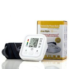 50% OFF Digital Electronic Blood Pressure Pulse Monitor Sphygmomanometer Armcuff