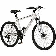 Cross FXT30 26 Inch Front Suspension Men's Mountain Bike - White