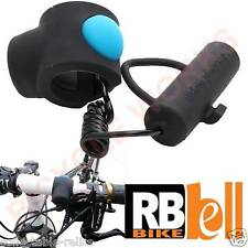Electronic Bell Loud Horn Siren Road Bike Bicycle Mobility Scooter RB 32mm 242A