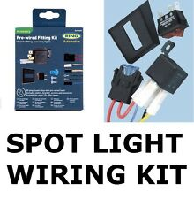RING Car 4x4 Van Driving Fog Spot Lamps Lights Wiring Fitting Kit RLFK200 12v
