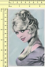 BRIGITTE BARDOT  Vintage Original Old Photo Postcard