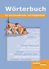 Wörterbuch für die Grundschule von Peter Wachendorf (2017, Taschenbuch)