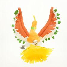 "Pokemon GO Ho-Oh Phoenix Plush Soft Toy Stuffed Animal Doll 8"" yellow"