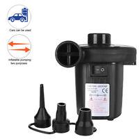 Home Electric Air Pump Quick-fill Portable Inflator Deflator Air Mattress Pump