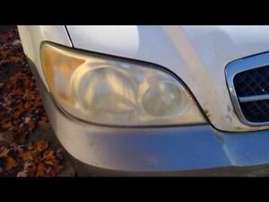Passenger Right Headlight Fits 02-05 SEDONA 131641