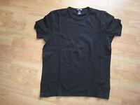 lockeres Shirt v. H&M, Gr. L, schwarz, Top Zustand