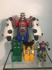 Power Rangers Deluxe Double Morphing Rescue Megazord BANDAI❗️RAR❗️