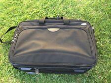 DAKOTA Tumi Black Carry On / Travel Bag / Soft Sided Suitcase / Luggage