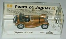 SOLIDO 1/43 SCALE JAGUAR SS 100 NEW IN CASE