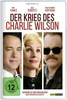 TOM/ROBERTS,JULIA HANKS - DER KRIEG DES CHARLIE WILSON   DVD NEUF
