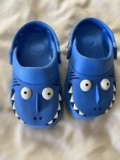 Kids Beach/Water Shoes Blue Size 7 (younger)