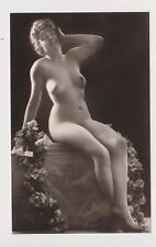 Old Postcard Erotic