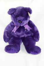 Ty Beanie Buddy PRINCESS DIANA 1998 Bear w/ Tag Plush Toy RARE NEW RETIRED