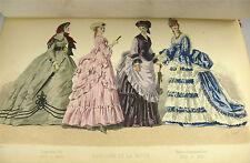 Challamel, Histoire de la mode en France, 1ère édition 1875.