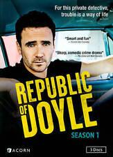 Republic of Doyle, Season 1