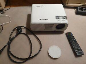 Excelvan ehd11 Projektor Multimedia LED 800 * 480 RGB 2600 Lumen