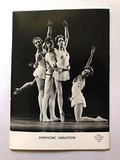 More details for symphonic variations, ballet promotional photo by roland bond - (#19)