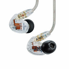 Shure SE425 Sound Isolating Earphones (Clear) Earbuds SE 425