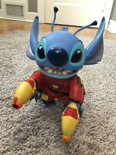 Hasbro Disney Stitch Action Figure With Laser Guns Pvc 8""