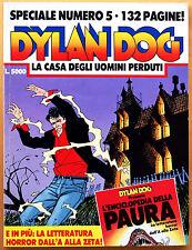 fumetto DYLAN DOG BONELLI SPECIALE numero 5 con ALBETTO