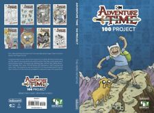 Adventure Time 100 Project HARDCOVER
