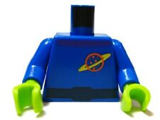 Lego Toy Story Minifigure body Alien Minifig Part 7592 7591