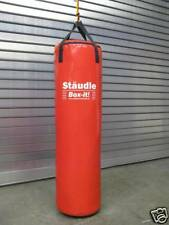 Boxsack Sandsack Powertraining gefüllt 120 rot 38 Kg Qualität Made in Germany