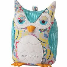 OWL Shaped DOOR STOP Ulster Weavers BNWT - 1.5kg - 8OWL35