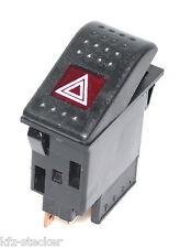 Schalter 12 V Wippenschalter ENG 555192 Warnblink Anlage Licht 6HH 007 832-321