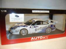 Autoart : Porsche 911 Super Cup 2002 Software AG  RAR Umbau