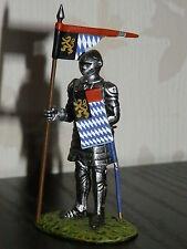 soldat de plomb du Moyen age Chevalier Allemand XIVe Siècle 1328