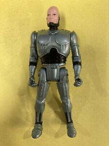 "1988 Kenner Orion Robocop Ultra Police Vintage 4.5"" Action Figure Cap-Firing"