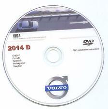 Volvo vida 2014 D latest version , workshop service repair manual 1982 to 2015