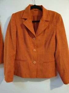 Womens Richards Skirt And Jacket Size 10 (T)