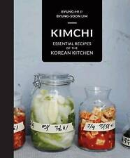 Kimchi: Essential Recipes of the Korean Kitchen by Byung-Soon Lim, Byung-Hi...