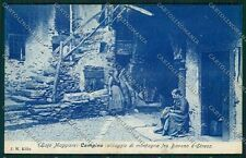 Verbania Baveno Campino cartolina EE7509