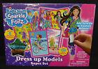 KidsStuff Creative Sparkle Foil Foilz Dress Up Models Super Set Girls Ages 8