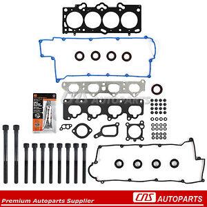 New Head Gasket Set+Bolts Kit for 01-10 Hyundai Kia 2.0L Elantra Tucson Sportage