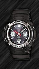 CASIO G-Shock Tough SOLAR-FUNKUHR, AWG-M100-1A, Funk, Weltzeit, Resinband NEU