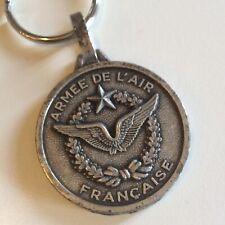 Porte clés vintage / ancien Armée de l'Air / Sirpa