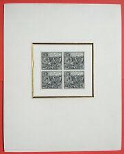 SG. 434 - 438. NCom5 - Ncom 9. ½d - £1.00. 1929 Postal union Congress.