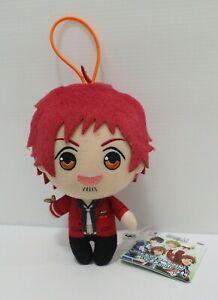 The Idolmaster Side M Tendo Teru Banpresto 2018 Plush TAG Toy Doll Japan