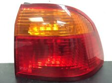 99 00 Civic 4Dr Right Rear Light Taillight Signal Turn Brake Lamp Lens Unit OEM