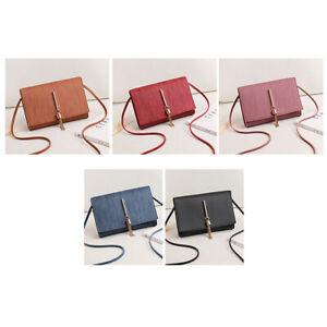 Office Shoulder Bag Women's Crossbody Bag Mini Tassel Trendy Solid Color FB