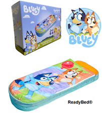 Bluey Readybed ®  2-in-1 Portable Airbed Bluey & Bingo Inflatable Bed Mattress