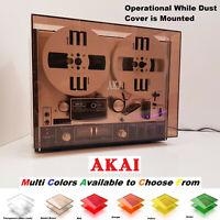 Akai Dust Cover For AKAI 4000DS ( MKII ) Reel to Reel Recorder Staubschutzhaube