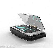 Car GPS HUD Head Up Display Holder for iPhone Samsung Smart Phone Navigation
