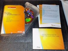 Microsoft Office Small Business Upgrade for 1 Comp. W87-01029 OPEN 1 Product Key